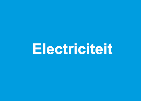electriciteit